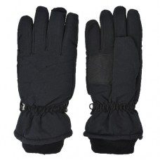 95009   -   MEDIUM MICROFIBER SKI GLOVE - BLACK ONLY